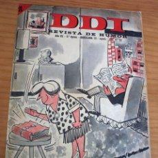 Tebeos: DDT - Nº 791 - AÑO 1966. Lote 147537210