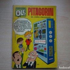 Tebeos: COLECCION OLE - PITAGORIN - NÚMERO 47 - AÑO 1971 - BRUGUERA. Lote 147574734