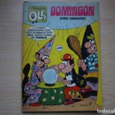Tebeos: COLECCION OLE - DOMINGON- NÚMERO 19 - AÑO 1971 - BRUGUERA. Lote 147574982