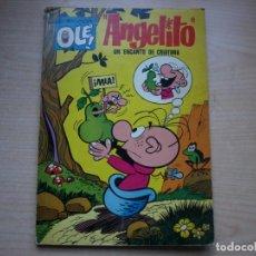 Tebeos: COLECCION OLE - ANGELITO - NÚMERO 54 - AÑO 1971 - BRUGUERA. Lote 147575270