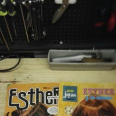 Tebeos: ESTHER. Lote 147587312