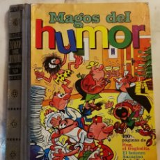 Tebeos: PORTADAS DE MAGOS DEL HUMOR - BRUGUERA. Lote 150313874