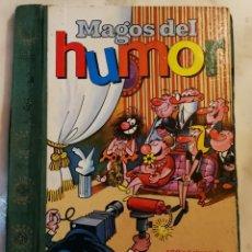 Tebeos: PORTADAS DE MAGOS DEL HUMOR - BRUGUERA. Lote 150313878