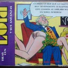 Tebeos: 120 TIRAS CON LOLA Y SUS ANDANZAS. EDITORIAL BRUGUERA 1975. Lote 147743882