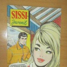 Tebeos: SISSI JUVENIL Nº 53 EDITORIAL BRUGUERA AÑOS 1960. Lote 147767050