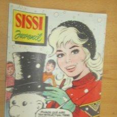 Tebeos: SISSI JUVENIL Nº 54 EDITORIAL BRUGUERA AÑOS 1960. Lote 147767222