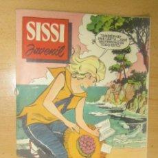 Tebeos: SISSI JUVENIL Nº 66 EDITORIAL BRUGUERA AÑOS 1960. Lote 147769026