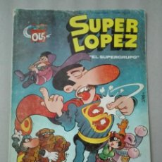 Tebeos: SUPERLÓPEZ EDITORIAL BRUGUERA 1983. Lote 147814090