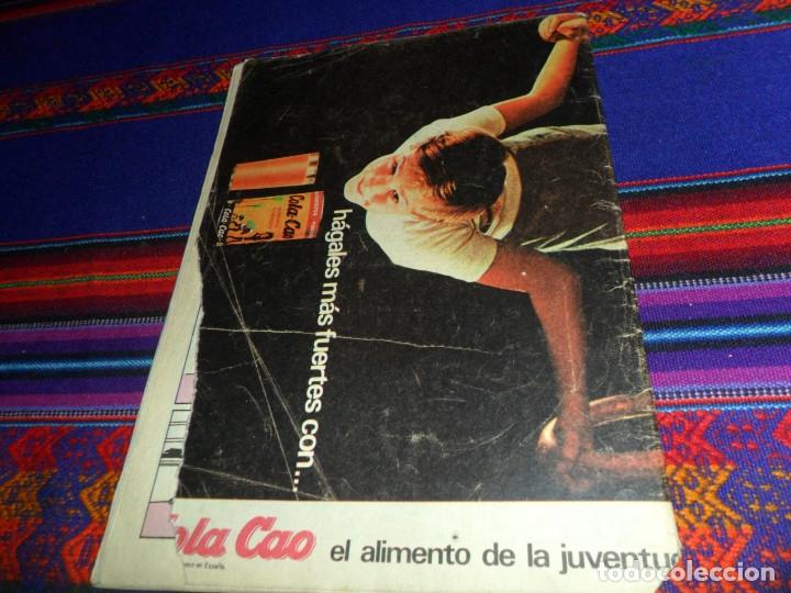 Tebeos: REVISTA JUVENIL BRAVO Nº 44 CON PITHY RAINE. BRUGUERA 1968. 5 PTS. BUEN ESTADO. REGALO Nº 8. - Foto 3 - 118918575