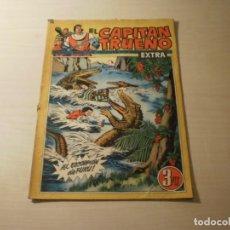 Tebeos: EL CAPITÁN TRUENO - EXTRA Nº 159 (28 ENERO 1963). Lote 147832530
