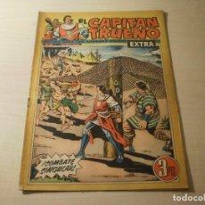 Tebeos: EL CAPITÁN TRUENO - EXTRA Nº 152 (10 DICIEMBRE 1962). Lote 147833246