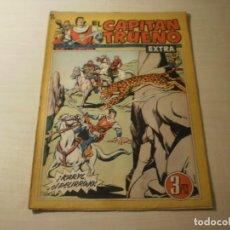 Tebeos: EL CAPITÁN TRUENO - EXTRA Nº 156 (7 ENERO 1963). Lote 147838158