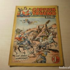 Tebeos: EL CAPITÁN TRUENO - EXTRA Nº 155 (31 DICIEMBRE 1962). Lote 147838550