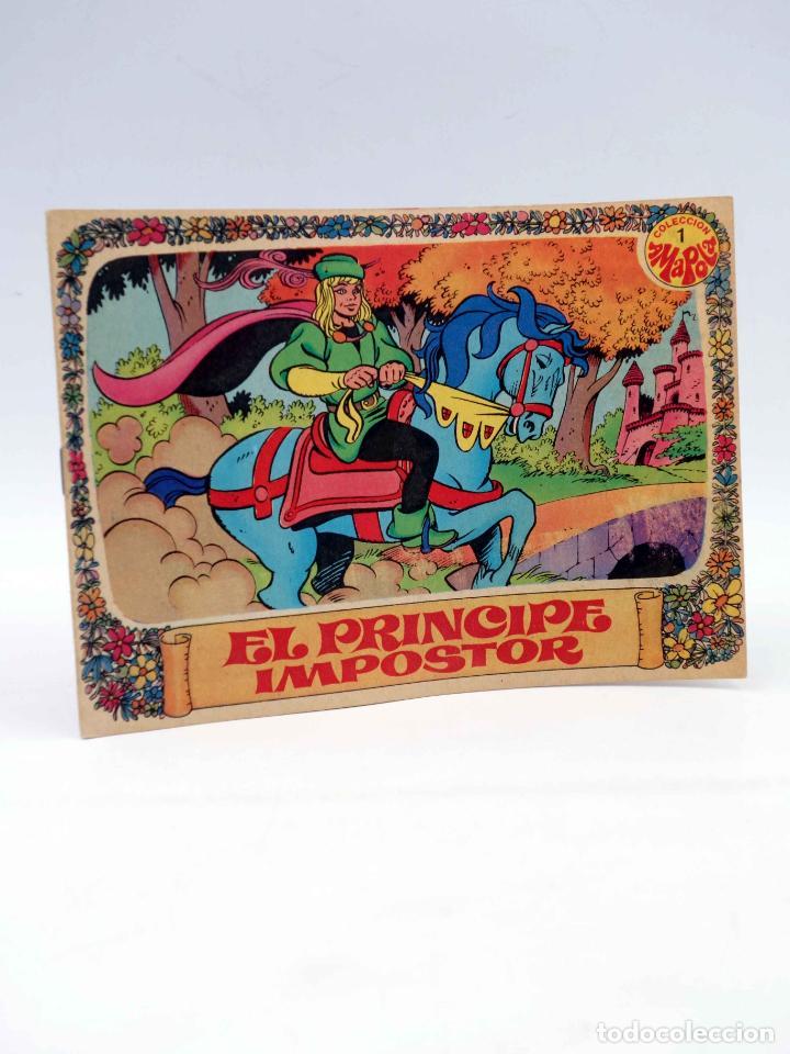 COLECCIÓN AMAPOLA 1. EL PRINCIPE IMPOSTOR (JUAN LÓPEZ - JAN) BRUGUERA, 1975. BUEN ESTADO. OFRT (Tebeos y Comics - Bruguera - Otros)