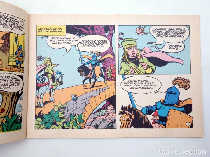Tebeos: COLECCIÓN AMAPOLA 1. EL PRINCIPE IMPOSTOR (Juan López - Jan) Bruguera, 1975. BUEN ESTADO. OFRT - Foto 3 - 195336532