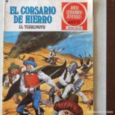 Tebeos: EL CORSARIO DE HIERRO, 18. 1978.. Lote 147914573