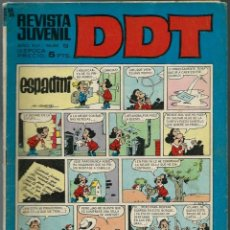 Tebeos: DDT III EPOCA Nº 13 - BRUGUERA 1967 - ORIGINAL - BIEN. Lote 147919190