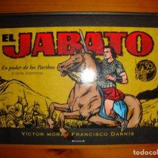 Tebeos: EL JABATO. EN PODER DE LOS PARTHOS Y OTRAS AVENTURAS - VÍCTOR MORA, FRANCISCO DARNÍS - EDICIONES B. Lote 147930850