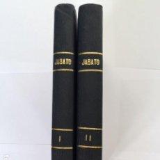 Tebeos: EL JABATO EXTRA COMPLETA - ED. BRUGUERA 1962. Lote 148090994
