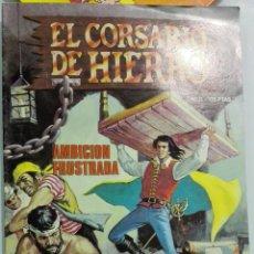 Tebeos: EL CORSARIO DE HIERRO, Nº 11. Lote 148119290