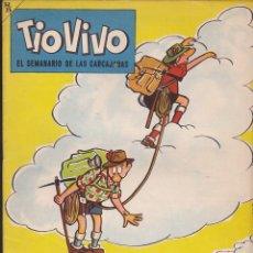 Tebeos: COMIC COLECCION TIO VIVO 2ª EPOCA Nº 152. Lote 148194802