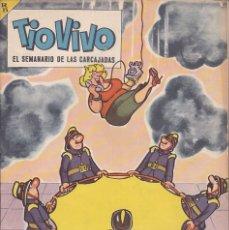 Tebeos: COMIC COLECCION TIO VIVO 2ª EPOCA Nº 154. Lote 148194882