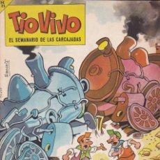 Tebeos: COMIC COLECCION TIO VIVO 2ª EPOCA Nº 161. Lote 148195286