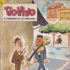 Tebeos: COMIC COLECCION TIO VIVO 2ª EPOCA Nº 162. Lote 148195342