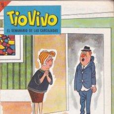 Tebeos: COMIC COLECCION TIO VIVO 2ª EPOCA Nº 166. Lote 148195430