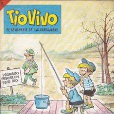 Tebeos: COMIC COLECCION TIO VIVO 2ª EPOCA Nº 167. Lote 148195470