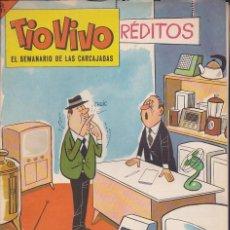 Tebeos: COMIC COLECCION TIO VIVO 2ª EPOCA Nº 168. Lote 148195530