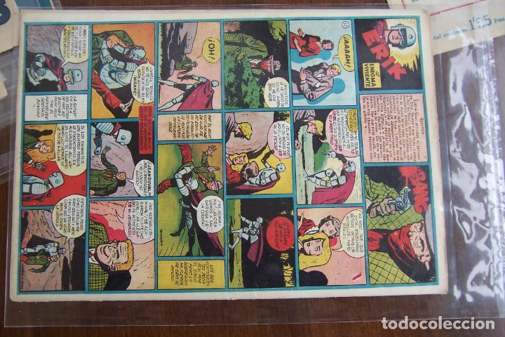 Tebeos: bruguera,-el campeón nº 1-2-3-4-5-7-8-10-11-12-13-14-15-19 y almanaque para 1949 - Foto 7 - 117987743