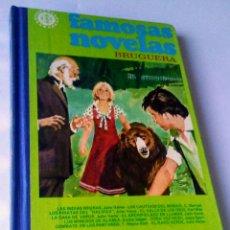 Tebeos: FAMOSAS NOVELAS XI VOLUMEN 11. Lote 148201637