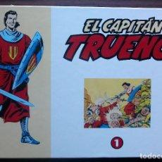 Tebeos: LOTE EL CAPITAN TRUENO. DEL Nº1 AL 32. COLECCION DAN. Lote 148260078