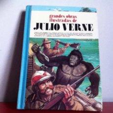 Tebeos: GRANDES OBRAS ILUSTRADAS DE JULIO VERNE N 5 1979. Lote 148315502