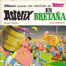 BDs: COMIC COLECCION PILOTE ASTERIX EN BRETAÑA 1ª EDICION . Lote 148914218