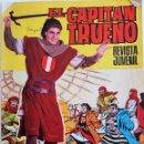 Tebeos: EL CAPITÁN TRUENO ALBUM GIGANTE Nº 58 - EL ESPÍA DEL CHACAL - AÑO 1969. Lote 148940586