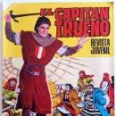 Tebeos: EL CAPITÁN TRUENO ALBUM GIGANTE Nº 58 - EL ESPÍA DEL CHACAL - AÑO 1969. Lote 148940950