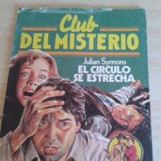 Tebeos: CLUB DEL MISTERIO NÚMERO 25 BRUGUERA. Lote 148985362