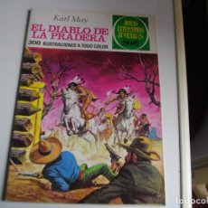 Tebeos: JOYAS LITERARIAS -EL DIABLO DE LA PRADERA - Nº 139 -EL DE LAS FOTOS VER TODOS MIS COMICS Y TEBEOS. Lote 149090498