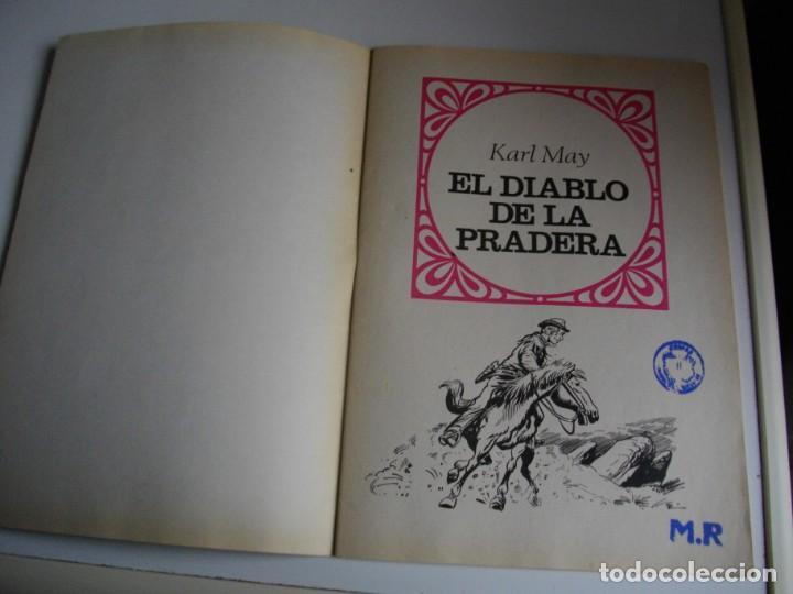 Tebeos: JOYAS LITERARIAS -EL DIABLO DE LA PRADERA - Nº 139 -EL DE LAS FOTOS VER TODOS MIS COMICS Y TEBEOS - Foto 2 - 149090498