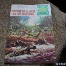 Tebeos: JOYAS LITERARIAS -SAFARI EN EL PAIS DE LAS SOMBRAS - Nº 145 -EL DE LAS FOTOS VER TODOS MIS COMICS . Lote 149097482