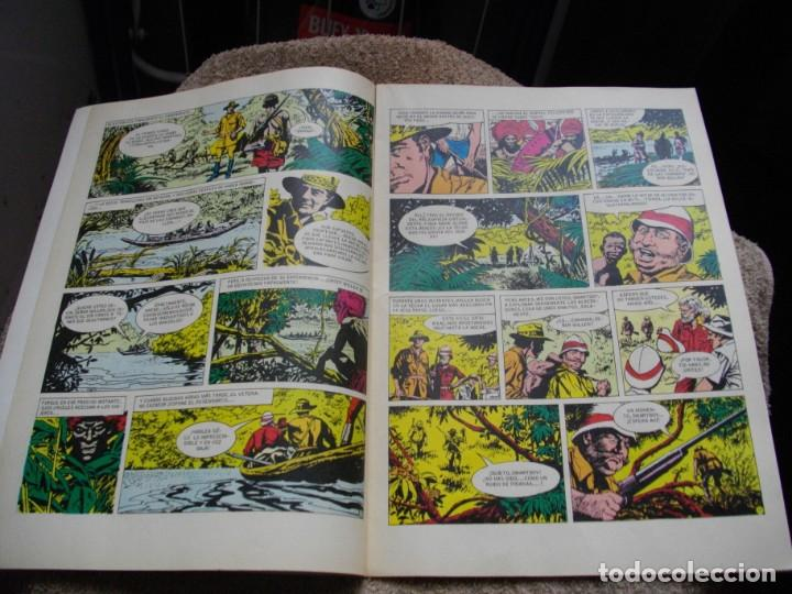 Tebeos: JOYAS LITERARIAS -SAFARI EN EL PAIS DE LAS SOMBRAS - Nº 145 -EL DE LAS FOTOS VER TODOS MIS COMICS - Foto 4 - 149097482