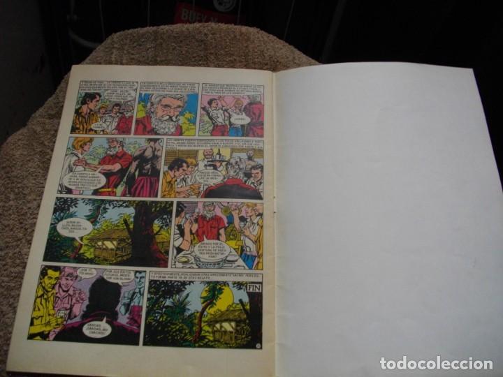 Tebeos: JOYAS LITERARIAS -SAFARI EN EL PAIS DE LAS SOMBRAS - Nº 145 -EL DE LAS FOTOS VER TODOS MIS COMICS - Foto 5 - 149097482