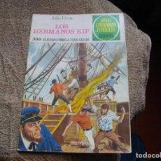 Tebeos: JOYAS LITERARIAS - LOS HERMANOS KIP- Nº 158 -EL DE LAS FOTOS VER TODOS MIS COMICS. Lote 149121006
