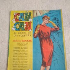 Tebeos: CAN CAN Nº 57. Lote 149123150