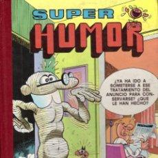 Livros de Banda Desenhada: COMIC SUPER HUMOR, VOLUMEN 12; EDICIONES B. Lote 149408354