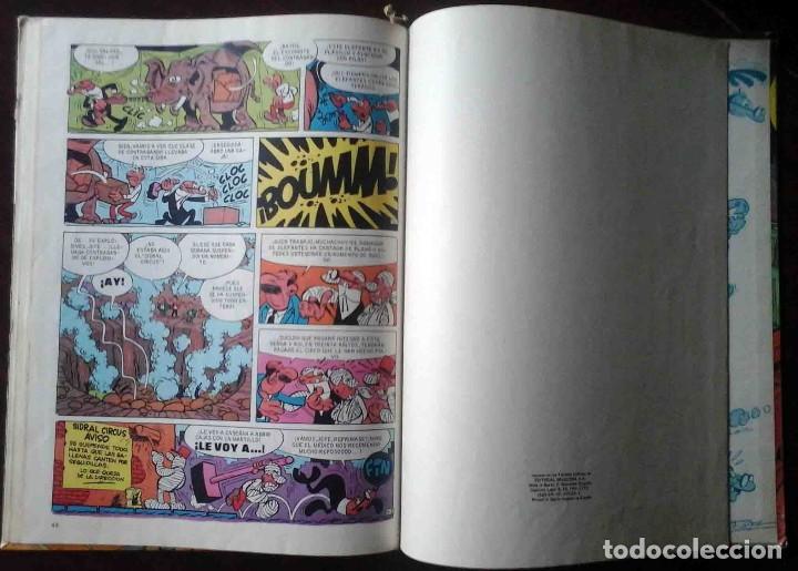 Tebeos: Ases del humor 27 - Mortadelo y filemón - El circo Primera edición 1973 - Foto 5 - 149545862
