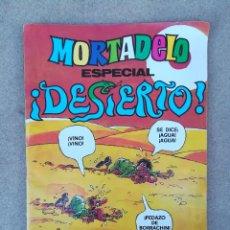Tebeos - Comic n°94 mortadelo especial desierto 1975 - 149579534