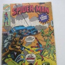 Tebeos: SPIDERMAN Nº 27 CÓMICS BRUGUERA, AÑO 1981 SPIDER-MAN VSD04. Lote 171618465